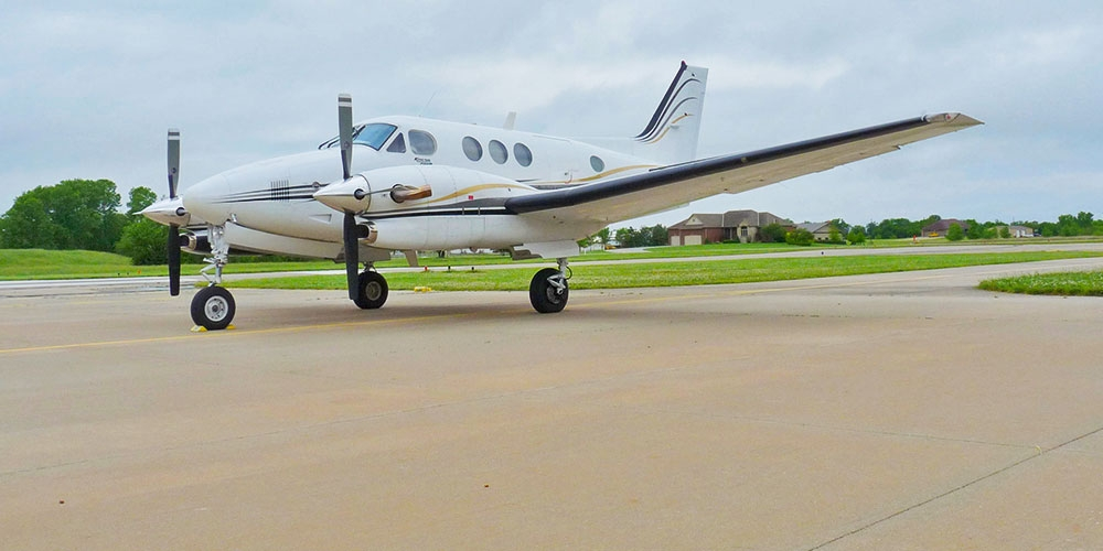 1996 King Air C90B for Sale