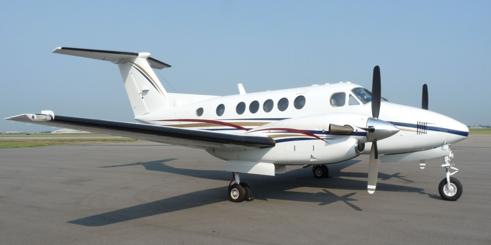 1998 King Air B200 Private Jet for Sale