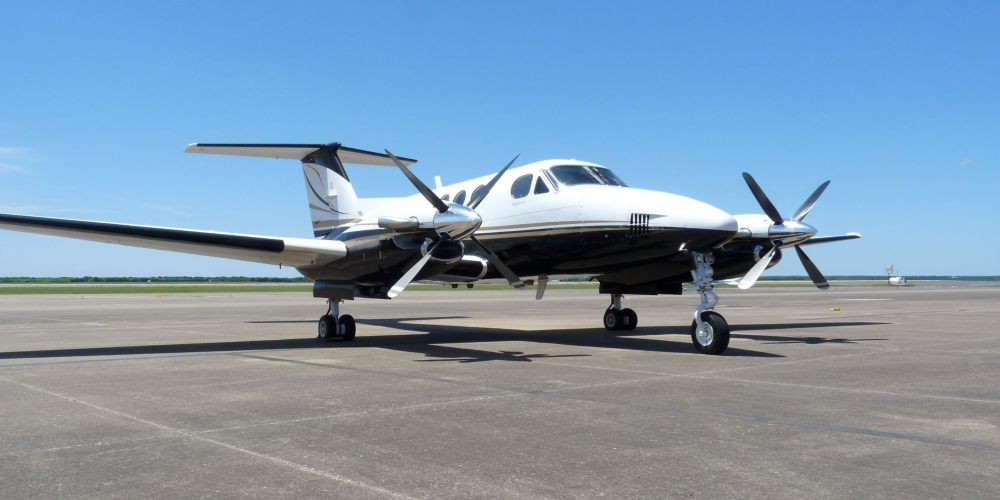 1985 Beechcraft King Air B200 for Sale